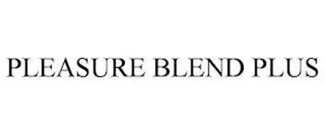 PLEASURE BLEND PLUS