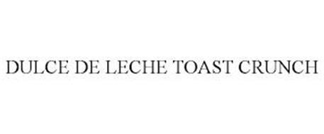 DULCE DE LECHE TOAST CRUNCH