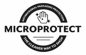 MICROPROTECT ANTIMICROBIAL PACKAGING PROTECTION THE CLEANER WAY TO SHOP