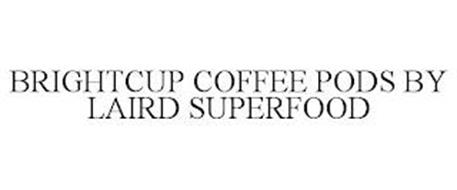 BRIGHTCUP COFFEE PODS BY LAIRD SUPERFOOD