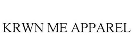 KRWN ME APPAREL
