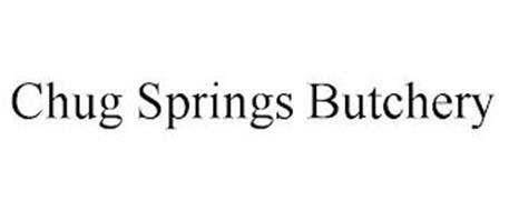 CHUG SPRINGS BUTCHERY