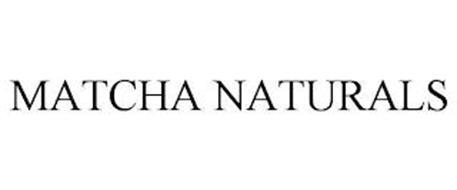 MATCHA NATURALS