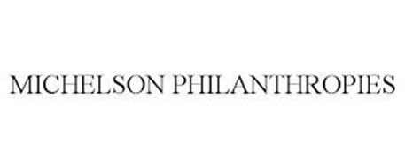 MICHELSON PHILANTHROPIES
