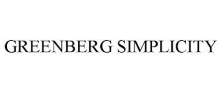 GREENBERG SIMPLICITY