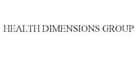 HEALTH DIMENSIONS GROUP