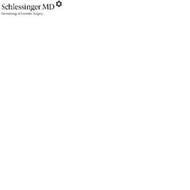 SCHLESSINGER MD DERMATOLOGY & COSMETIC SURGERY