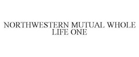NORTHWESTERN MUTUAL WHOLE LIFE ONE