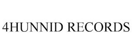 4HUNNID RECORDS