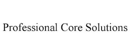 PROFESSIONAL CORE SOLUTIONS