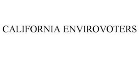 CALIFORNIA ENVIROVOTERS