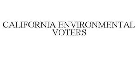 CALIFORNIA ENVIRONMENTAL VOTERS