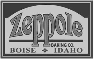 ZEPPOLE BAKING CO. BOISE IDAHO
