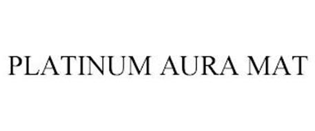 PLATINUM AURA MAT