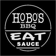 HOBO'S BBQ EAT SAUCE