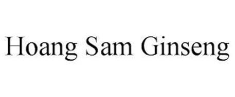 HOANG SAM GINSENG