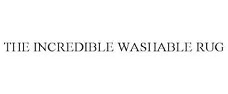 THE INCREDIBLE WASHABLE RUG