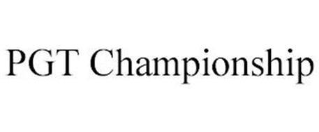 PGT CHAMPIONSHIP