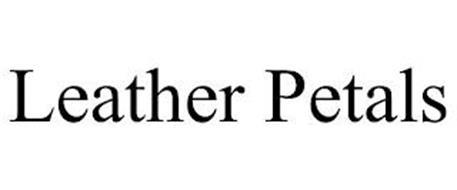 LEATHER PETALS