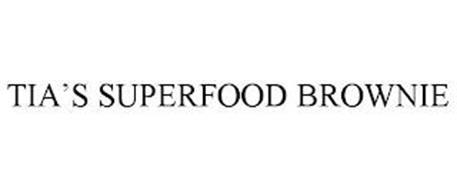 TIA'S SUPERFOOD BROWNIE