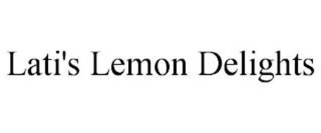 LATI'S LEMON DELIGHTS