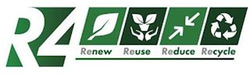 R4 RENEW REUSE REDUCE RECYCLE