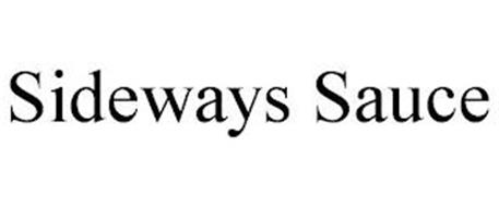 SIDEWAYS SAUCE