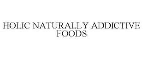 HOLIC NATURALLY ADDICTIVE FOODS