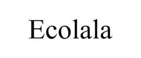 ECOLALA