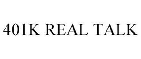 401K REAL TALK