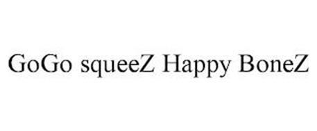 GOGO SQUEEZ HAPPY BONEZ