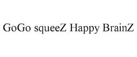 GOGO SQUEEZ HAPPY BRAINZ