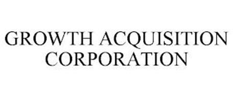 GROWTH ACQUISITION CORPORATION