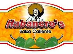 HABANERO'S SALSA CALIENTE