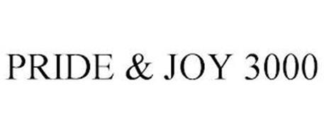 PRIDE & JOY 3000