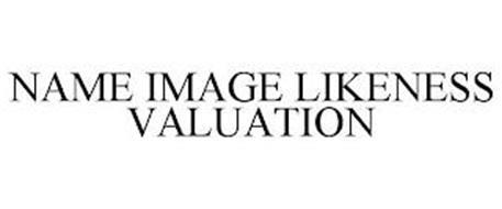 NAME IMAGE LIKENESS VALUATION