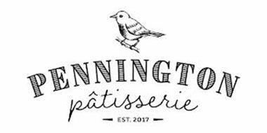 PENNINGTON PÂTISSERIE EST. 2017