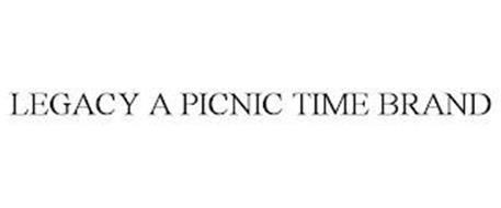 LEGACY A PICNIC TIME BRAND