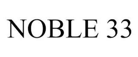 NOBLE 33