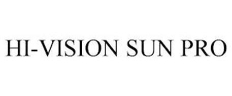 HI-VISION SUN PRO