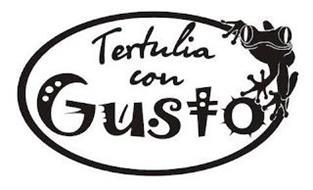 TERTULIA CON GUSTO