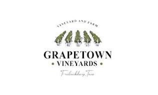 VINEYARD AND FARM GRAPETOWN VINEYARDS FREDERICKSBURG TEXAS