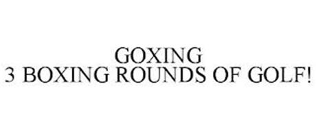 GOXING 3 BOXING ROUNDS OF GOLF!