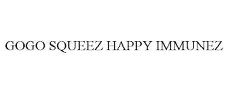GOGO SQUEEZ HAPPY IMMUNEZ