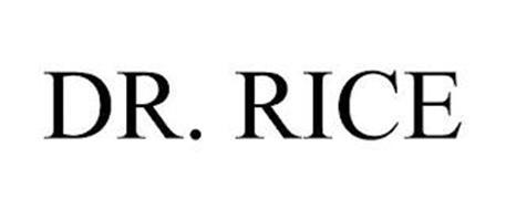 DR. RICE