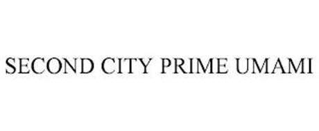 SECOND CITY PRIME UMAMI