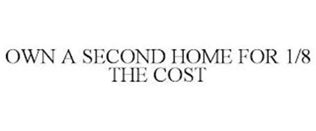 OWN A SECOND HOME FOR 1/8 THE COST