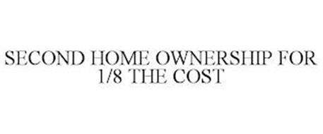 SECOND HOME OWNERSHIP FOR 1/8 THE COST