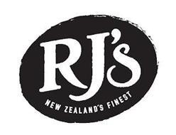 RJ'S NEW ZEALAND'S FINEST