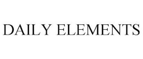 DAILY ELEMENTS